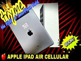 TRYME IPAD AIR Cellular With WiFi Full kit Box Brand new Condition