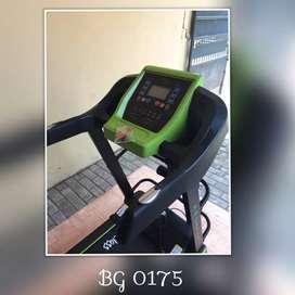 Treadmill Elektrik Sapporo // Bourguis AQ 08M14