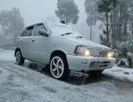 Mehran . Vxr 2005 model lahore number. Urgent sale
