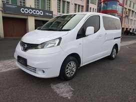 Nissan Evalia XV HWS 1.5 CC Automatic 2014 putih