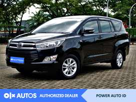 [OLX Autos] Toyota Kijang Innova 2016 V 2.0 Bensin A/T #Power Auto ID