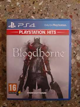 Bloodborne Exclusive PS4