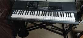 Casio CT-X870IN 61-Key Portable Keyboard (Black)