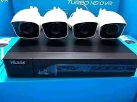 Kamera Cctv Lengkap dengan Pemasangan