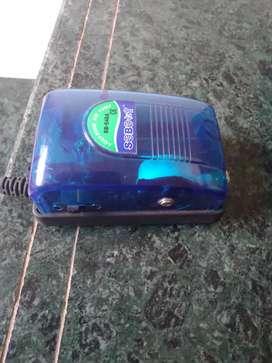 Aqua pump for domestic use