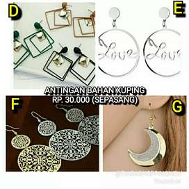 Anting-antingan cantik
