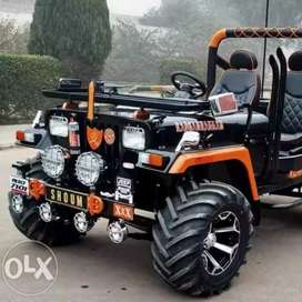 Open Jeep modify company Mandi