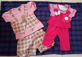 Baju anak size 1-2thn dan 2-3thn