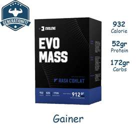 Evolene Evo Mass 912 grams 2 lbs