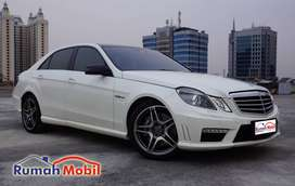 Mercy E63 AMG AT 2011 TOP CONDITION FULL PACKAGE