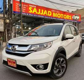 Honda BR-V Package S Package Model 2017