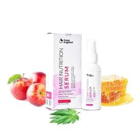 DISKON 10% Green Angelica Hair Nutrition Serum Penumbuh Rambut Botak