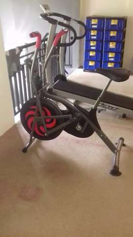 Platinum wind bike 2 fungsi
