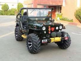 Mr Paink Full modified Open Jeep ready your