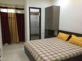 2bhk ground floor oener free kothi furnished Aman city