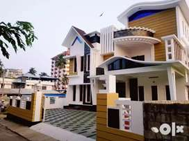 8 cent 3900 sqft 5 BHK brand new independent villa for sale Rs. 3 cr