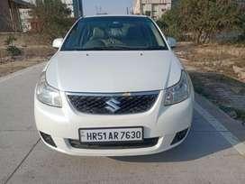 Maruti Suzuki SX4 2007-2012 Vxi BSIV, 2011, Petrol
