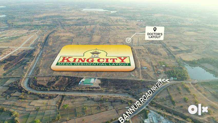 RAI ESTATES PROJECT: king city MUDA approved site for sale in mysore 0
