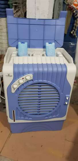 National Icebox Room Air Cooler full-size with free delivery in lahore