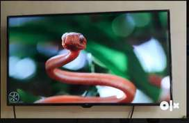 """@#^%32""""SMART 4K LED FULL HD 2YEAR REPLACEMENT WARRANTY WITH BILL#%%"""