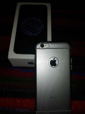 Iphone-6-32Gb with accessories