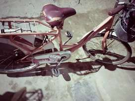 Miss india, original hero cycle, 18 inch best for 6-18 years.