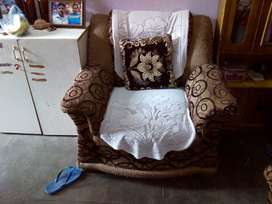 Five Seater Sofa set in very good condition