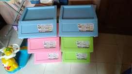 Smart box container 1 set @3pcs