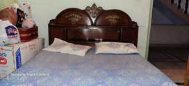 Bed available for exchange with two single bed