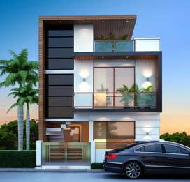 Brand New house in Mohali @ 85 lacs