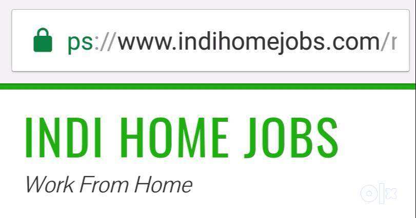 Work form home without investment part -time 0