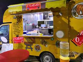 Food Truck on RENT 14000/month
