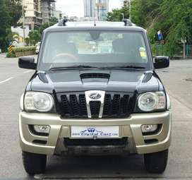 Mahindra Scorpio VLX 4WD Automatic BS-IV, 2013, Diesel
