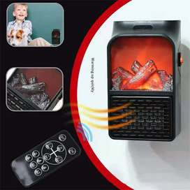 Household Electric remote control Flame Room Heater