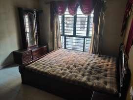 3 bhk furnished flat