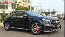 Mercedes GLA45 AMG 2.0L Turbo 360HP NIK 2015 Gress Like