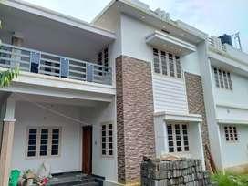thrissur anchery 7 cent 4 bhk new villa