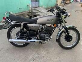 Yamaha rx 135 4 speed