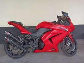 S IKHSAN MOTOR KAWASAKI NINJA 250 2012