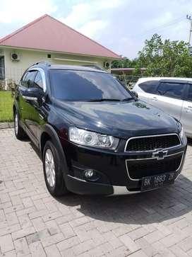 Mobil service rutin di dealer chevrolet general motol (GM)