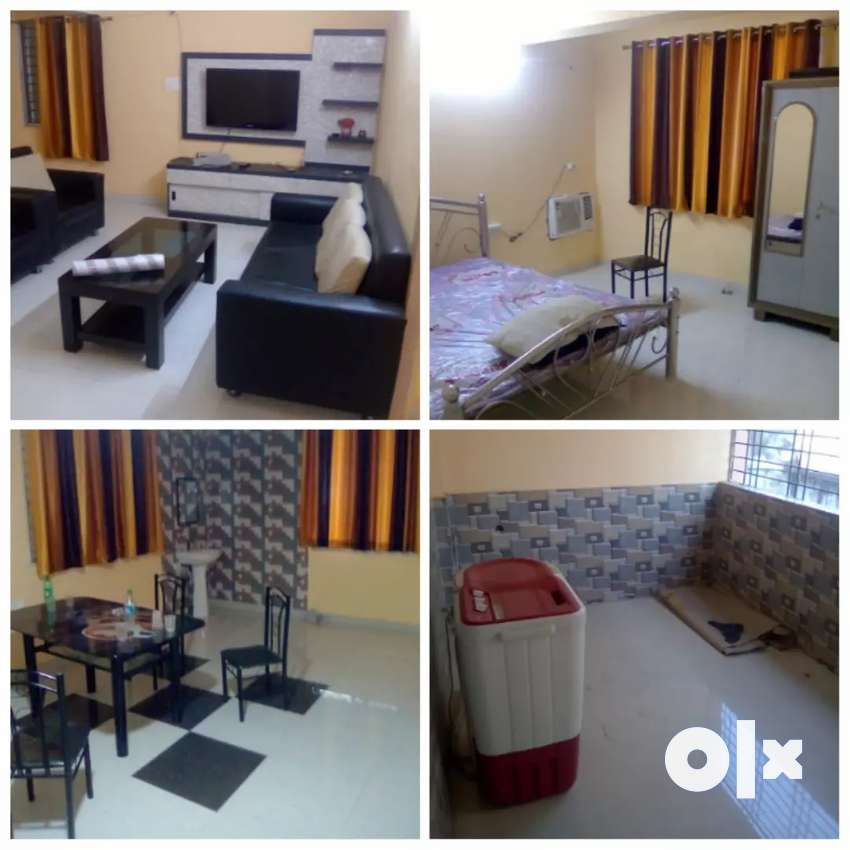 Fully furnished big flat 0