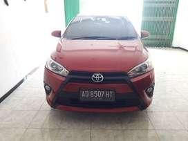 Toyota Yaris 2015 Merah