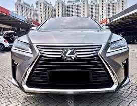 Lexus RX200 Luxury ATPM 2016 KM 19rb ANTIK