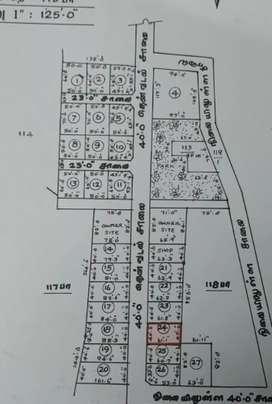 சேலம் படையப்பா நகர் பஸ் நிலையம் 3km வடக்கு வாசல் வீடு