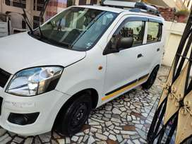 Maruti Suzuki WagonR company fitted CNG