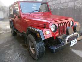 CJ 7 jeep wrengler long chasses converted exchange possible