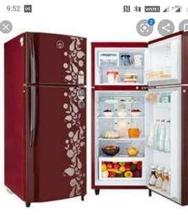 Refrigerator fridge repairs gas filling all work