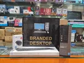 Intel Core i3 4thGen branded computer set at namotech #426