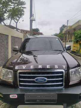 Ford Everest XLT 2008