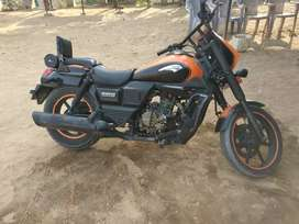 Urgent selling Um bike in very good condition